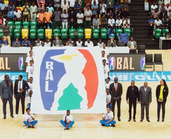 Inaugural season of the Basketball Africa League scheduled for March 2020