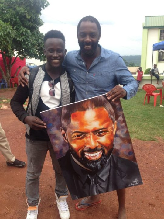Every celeb who visited Ghana