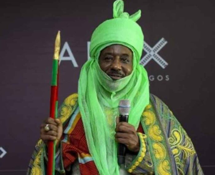 Sanusi breaks his silence after dethronement as Emir of Kano